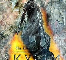 Skyrim by sazzed