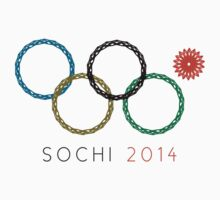 Sochi Ring Fail — 2014 Winter Olympics by Equal-Opposite