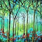 Summer Forest by Sally Ford