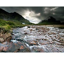 Scotland - Highland Hideaway Photographic Print