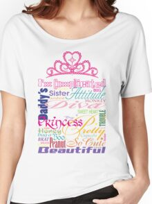 It's Complicated blk Women's Relaxed Fit T-Shirt
