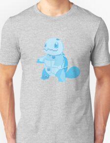 Squirtle Sprite Portrait T-Shirt