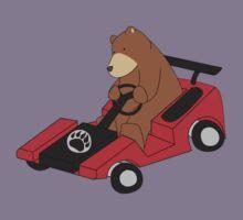 Go-kart Bear Kids Clothes
