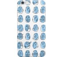 Pig family iPhone Case/Skin