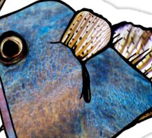 The Deep Sea Anglerfish Sticker