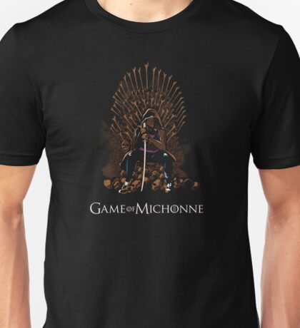 Game OF Michonne Unisex T-Shirt