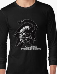 KOJIMA PRODUCTIONS - KNIGHT LOGO INDEPENDENT INDIE NEW Long Sleeve T-Shirt
