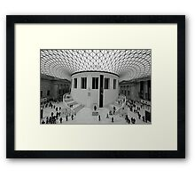 London British Museum Framed Print