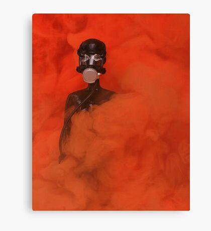 """Bad Bambi Series, #16 """"Breath of Fresh Air""""  Canvas Print"""