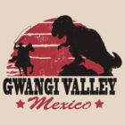 Gwangi Valley by Baznet