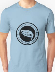 The Society of Palaeontology Fanciers (Black on Light) T-Shirt