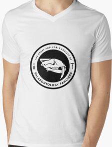 The Society of Palaeontology Fanciers (Black on Light) T-Shirt