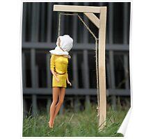 """Bad Bambi Series, #2 """"Just Hanging Around""""  Poster"""
