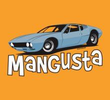 De Tomaso Mangusta by velocitygallery