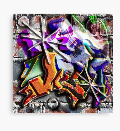 JAZZ WAHL Canvas Print