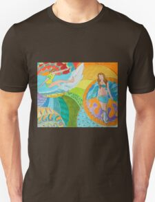 Surf Desert Off road Shirt design T-Shirt