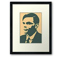 Che Turing Framed Print