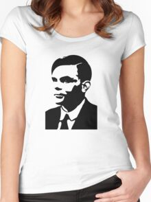 Che Turing Women's Fitted Scoop T-Shirt