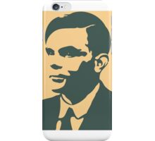 Che Turing iPhone Case/Skin
