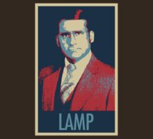 Brick Loves Lamp by Evangeline Parkinson