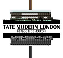 Pr. #01 - the Tate Modern by JOKE architects