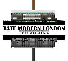 Pr. #01 - the Tate Modern by JOKE architects