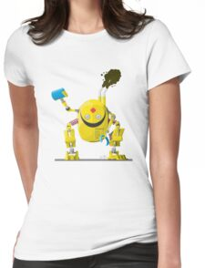 BY34R-D Womens Fitted T-Shirt