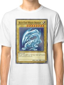 Blue Eyes White Dragon Classic T-Shirt