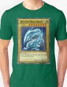Blue Eyes White Dragon Unisex T-Shirt