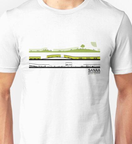 Pr. #02 - Rolex Learning Center Unisex T-Shirt