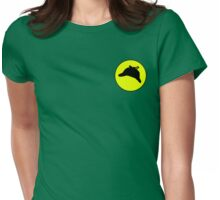 The Sherlock Signal (Small) Womens Fitted T-Shirt