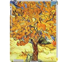 The Mulberry Tree, Vincent van Gogh iPad Case/Skin