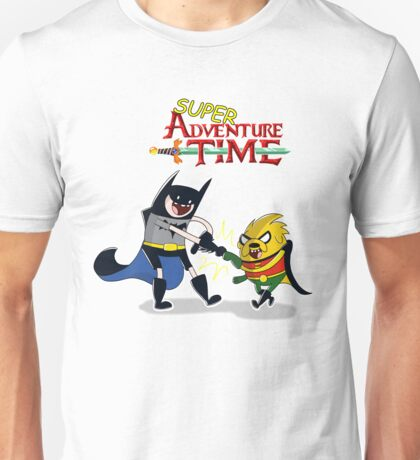 super adventure time Unisex T-Shirt