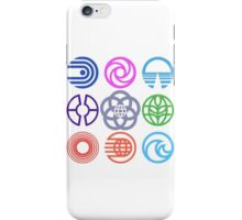 EPCOT Pavilions iPhone Case/Skin