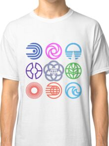 EPCOT Pavilions Classic T-Shirt