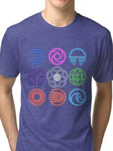 EPCOT Pavilions Tri-blend T-Shirt