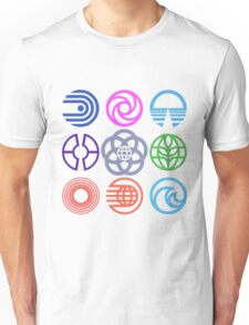 EPCOT Pavilions Unisex T-Shirt