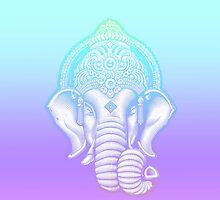 Ganesh Art by MZawesomechic