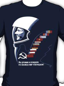 Soviet Space Tee T-Shirt