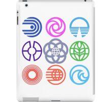 EPCOT Pavilions iPad Case/Skin