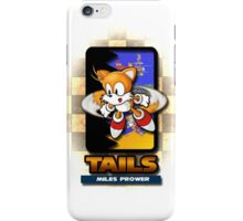 Tails Miles Prower iPhone Case/Skin