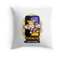 Tails Miles Prower Throw Pillow