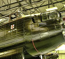 The Office.....Avro Lancaster.....! by Roy  Massicks