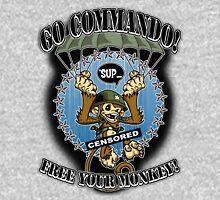 Go Commando! Unisex T-Shirt