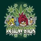 Mellow Birds. by scott sirag