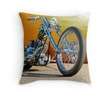 Sunrise Chopper Throw Pillow