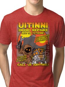 Droid repairs! Tri-blend T-Shirt