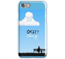 i do, augustus, i do iPhone Case/Skin