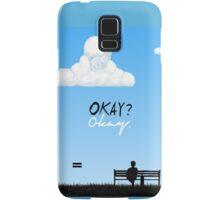 i do, augustus, i do Samsung Galaxy Case/Skin