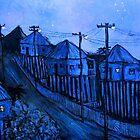 brisbane stilt house by glennbrady